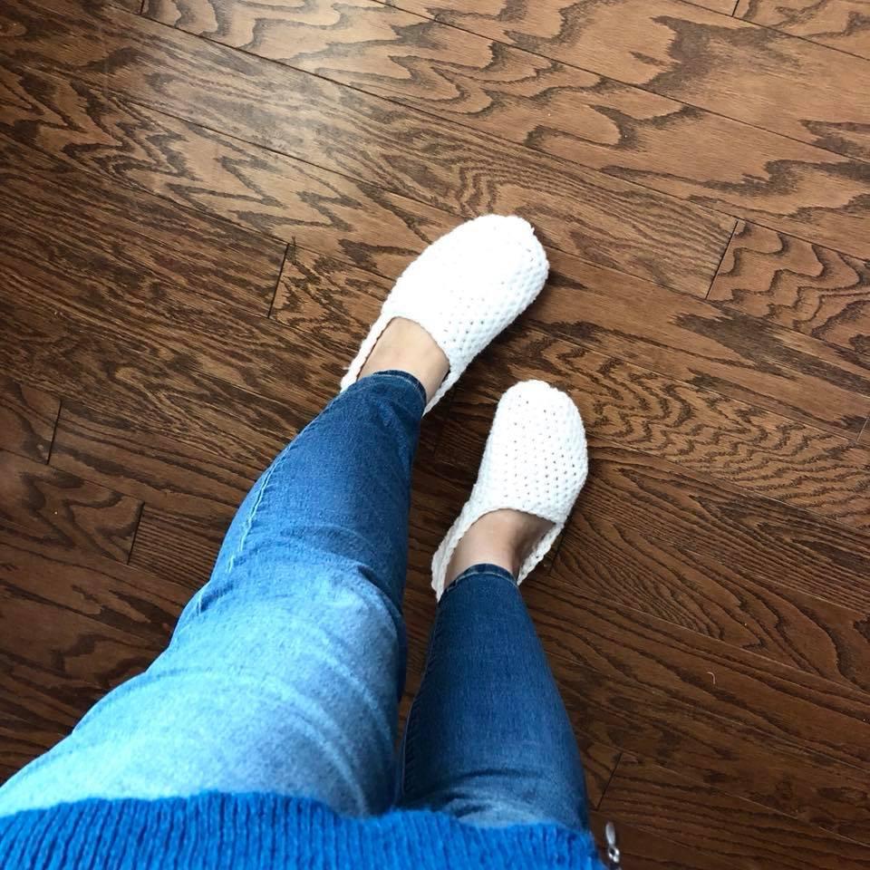 Cozy Crocheted Socks