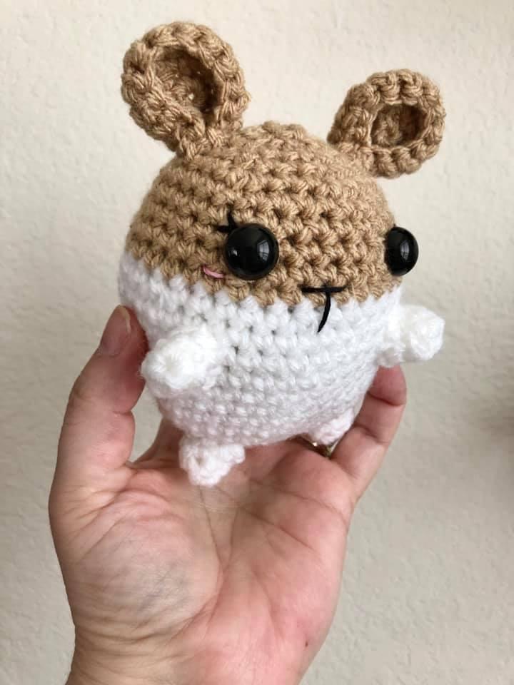 Free Crochet Hamster Pattern Review
