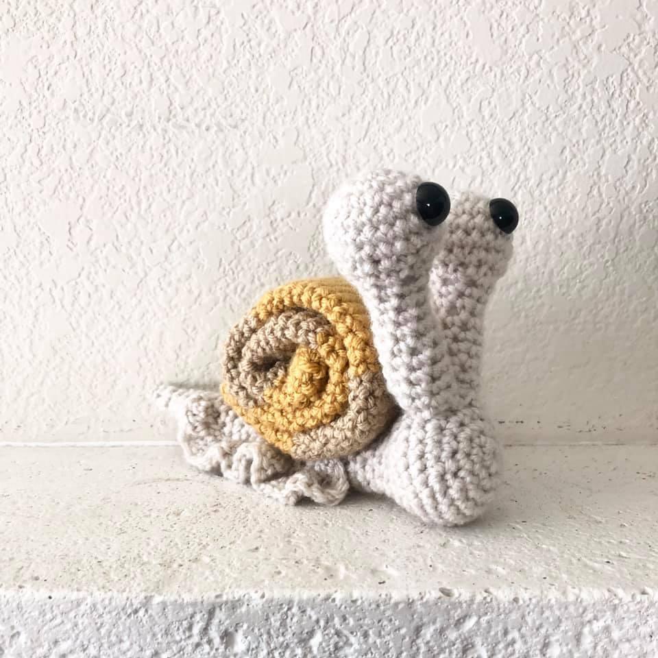 Gary the Happy Snail